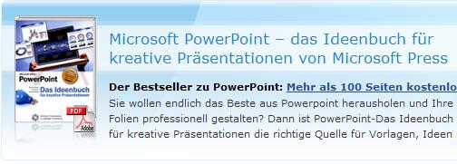 Powerpoint - DasIdeenbuch